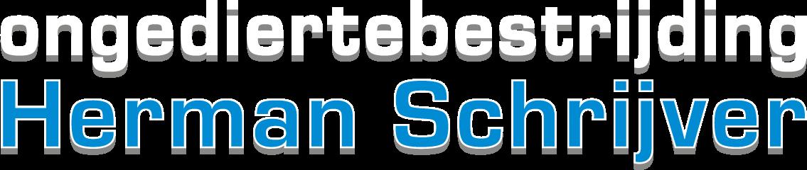 Ongediertebestrijding Herman Schrijver